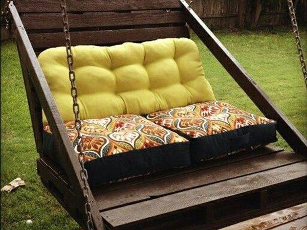 Forklift Furniture Diy Projects Used Wooden Pallets