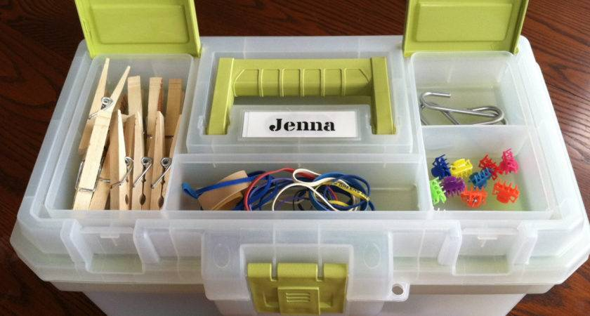 Fort Building Supplies Kit