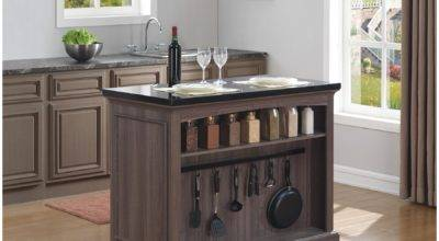 Fresh Collection Make Kitchen Island Out