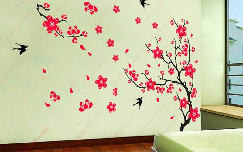 Fresh Interior Paint Designs Walls Best Creat