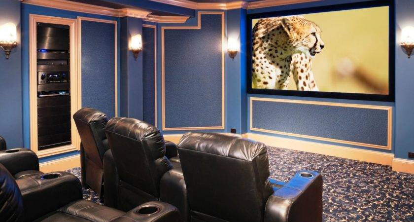 Friendly Home Theaters Diynetwork