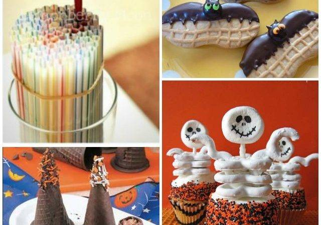 Fun Sweet Halloween Treats Diy Ideas