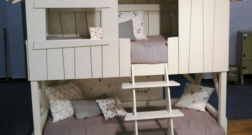 Fun Themed Tree House Bunk Beds Best Design
