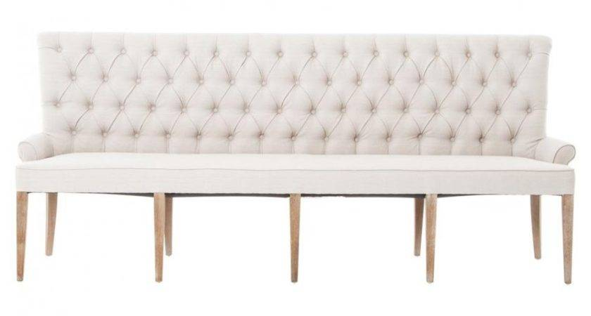 Furniture Banquette Bench Plans White Leather Dining