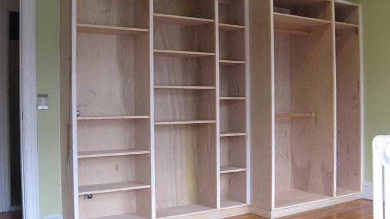 Furniture Built Bookcase Plans Green Wall Color