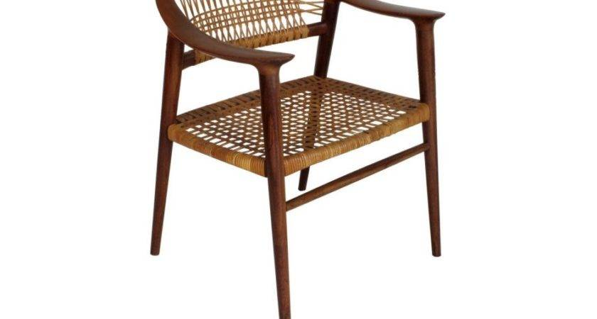 Furniture Cane Back Dining Chairs Classic White High