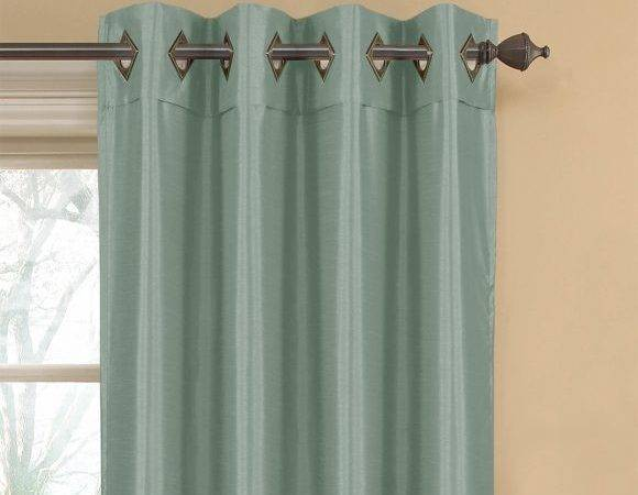 Furniture Classic Style Wide Curtain Panels Best