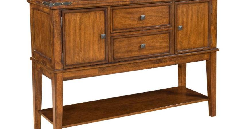 Furniture Dining Room Buffet Table Modern