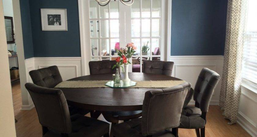 Furniture Dining Room Wainscoting