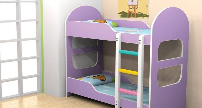 Furniture Low Black Bunk Bed Curved Stairs
