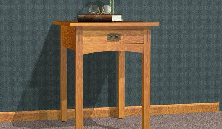 Furniture Plans Blog Archive Mission End Table