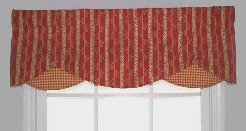 Furniture Red Drapes Fresh Curtain Way Too Long Tie