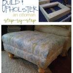 Furniture Reincarnated Build Upholster