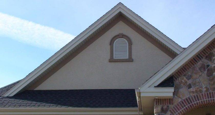Gable Trim House Peaks Cookwithalocal Home Space
