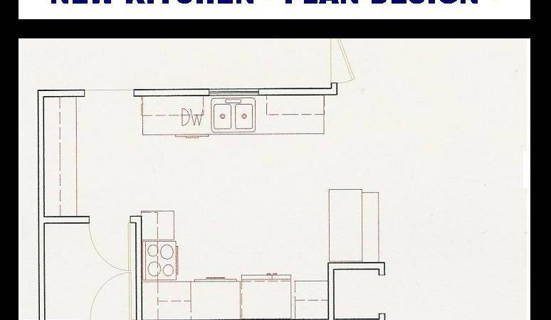 Galley Kitchen Floor Plans With Island Workstations On Parallel Walls Allow The Chef To Move Quickly From One Area To Another By