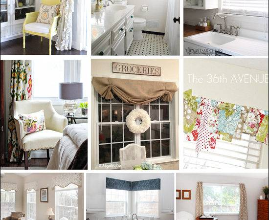 Get Inspired Diy Window Treatments Nest Less