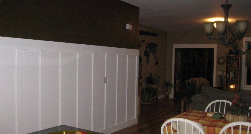 Girl Air Blog Diy Faux Wainscoting