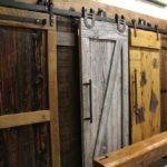 Glass Design Bypass Barn Door Hardware All Doors