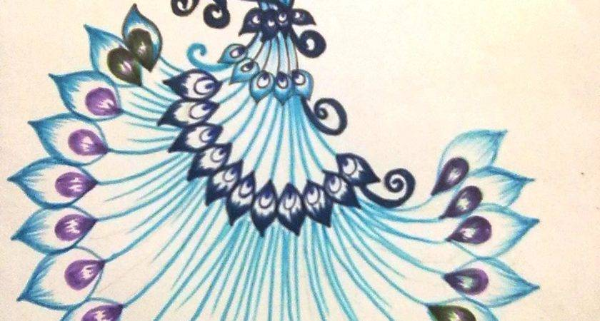 Glass Painting Fabric