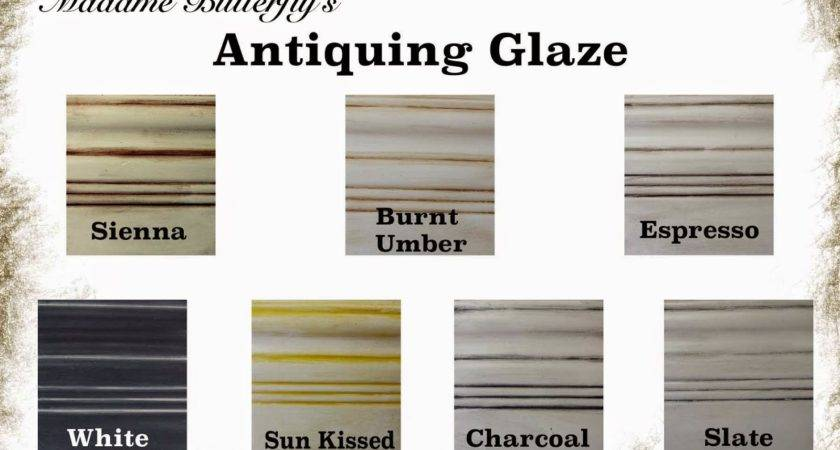 Glaze Paint Newsonair