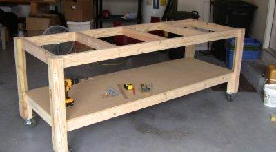 Gnt Forums Message Diy Workbench Project