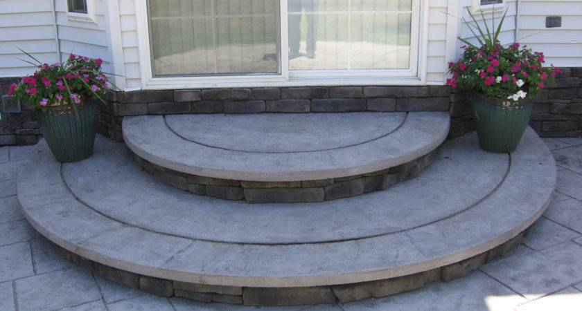 Awesome 27 Images How To Build A Concrete Patio Gabe Jenny Homes