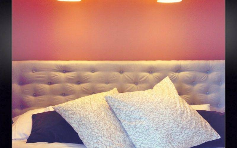 Good Luck Make Tufted Headboard