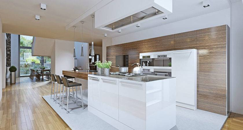 22 Inspiring One Wall Kitchen With Island Photo Gabe Jenny Homes