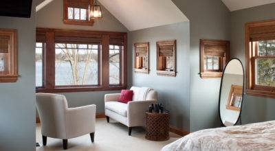 Gray Paint Colors Wood Trim