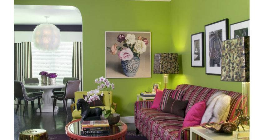 Green Rooms Decorating