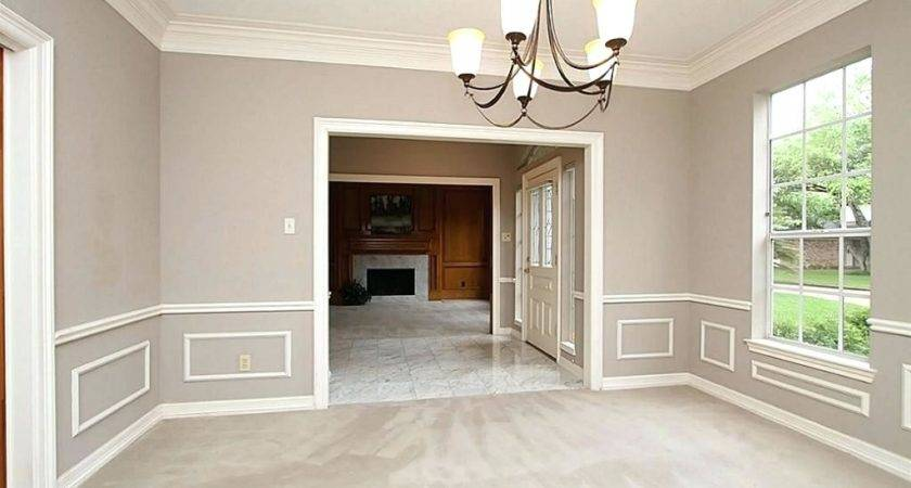 Greige Paint Sherwin Williams Eye Catching Accent Wall