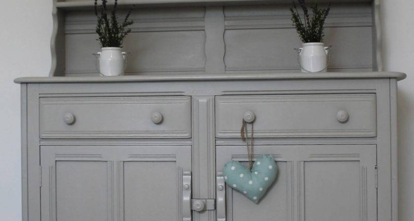 Grey Painted Oak Ercol Dresser Home Sweet Homehome