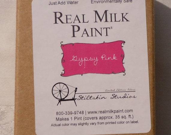 Gypsy Pink Real Milk Paint