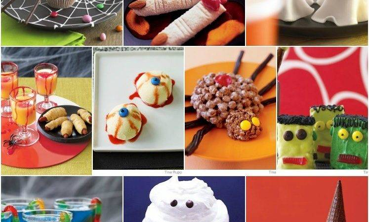 Halloween Themed Recipes Diy Crafts Mom