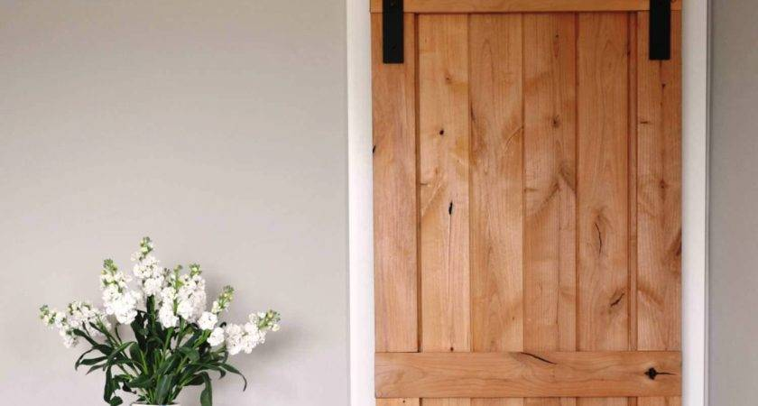 Hanging Barn Doors Interior Ideas