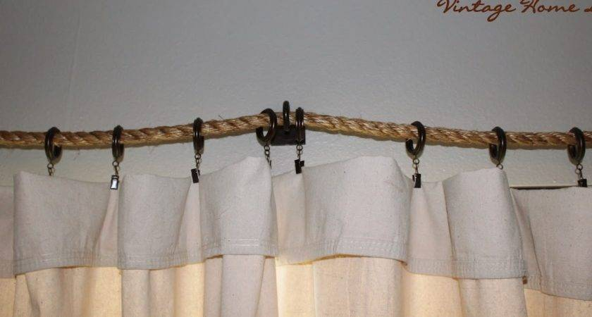 Hanging Curtain Rods Stupendous Hang