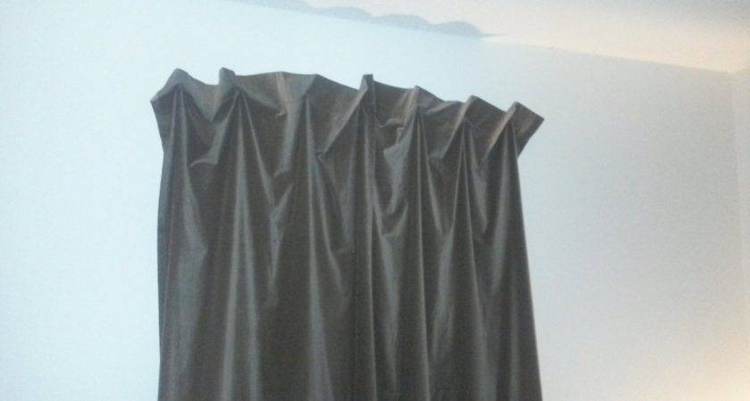Hanging Curtain Without Rod Skywaymom