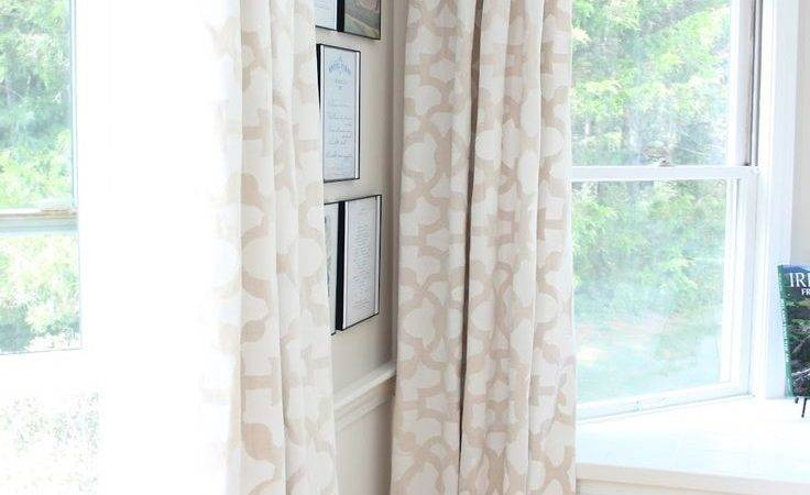 Hanging Curtains Without Rod Furniture Ideas