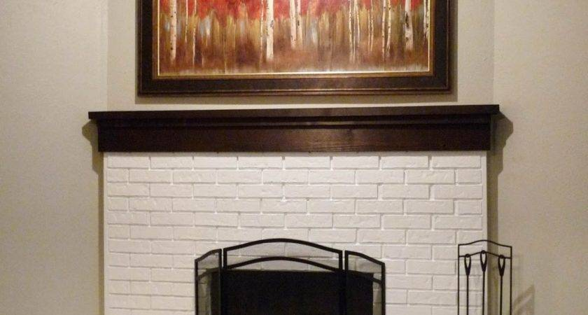 Happy Homebodies Weekend Project Fireplace Facelift