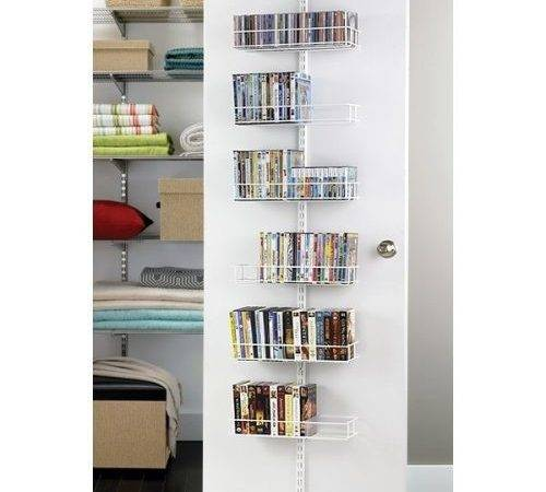 Have Too Many Dvds Try These Clever Dvd Storage Ideas