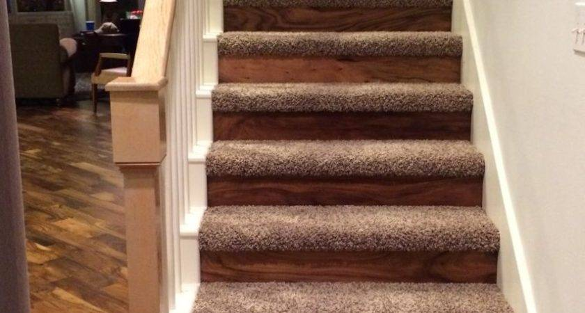Hickory Flooring Risers Carpet Treads Transition