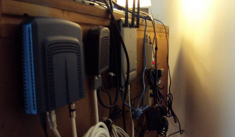 Hide Boxes Cables Here Very Easy Solution