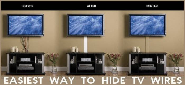 Hide Wires Easy Way Removeandreplace