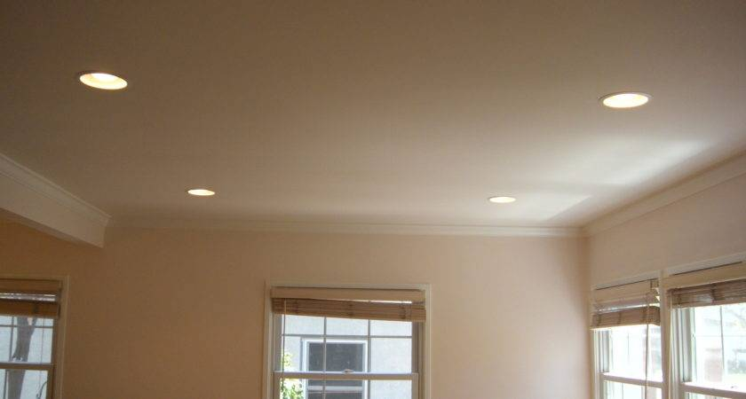 High Hat Lights Thinking Installing Recessed