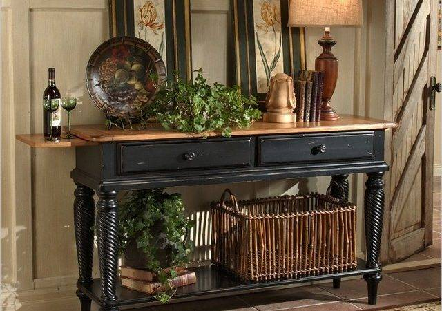 Hillsdale Wilshire Sideboard Table Traditional Buffets