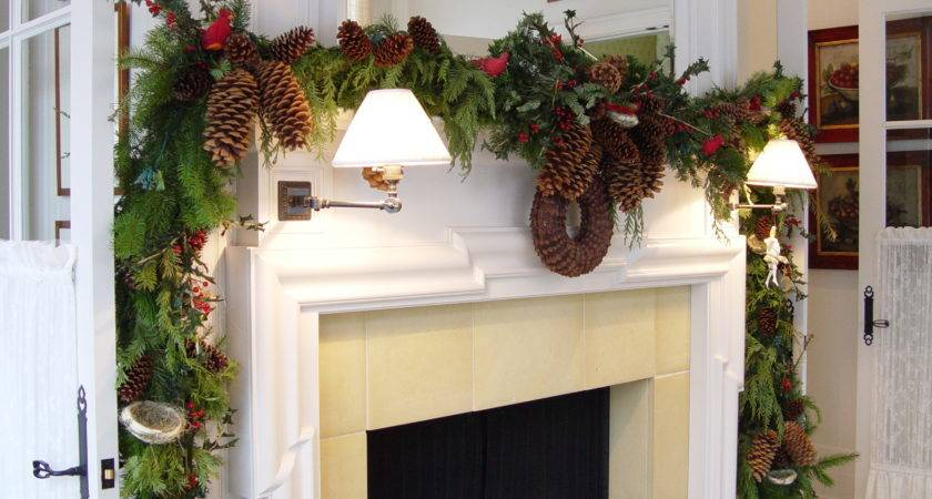 Holiday Garland Dirt Simple Part