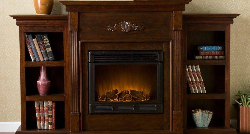 Holly Martin Fredricksburg Electric Fireplace