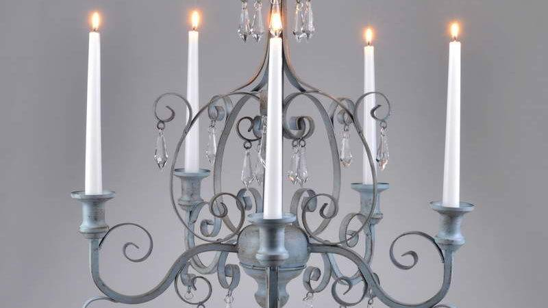 Home Accessories Candle Chandeliers Pillar