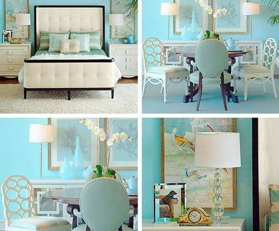 Home Decor Ideas Turquoise Color Combinations