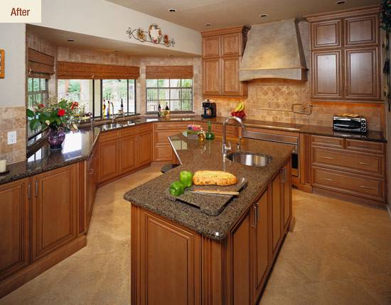 Home Decoration Design Kitchen Remodeling Ideas